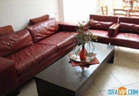 краткосрочная аренда 4 ком. квартиры в Бат-Яме