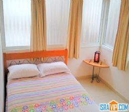 краткосрочная аренда 2 ком. квартиры в Тель-Авиве Цена  €100