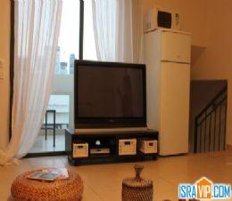 краткосрочная аренда 3 ком. квартиры в Тель-Авиве Цена  €140