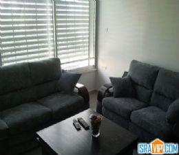 краткосрочная аренда 2 ком. квартиры в Бат-Яме Цена от  $90 до $140