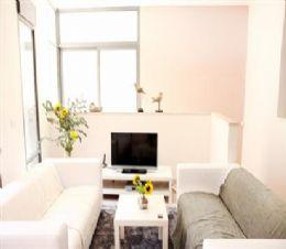 краткосрочная аренда 5 ком. квартиры в Тель-Авиве Цена от  $300 до $500