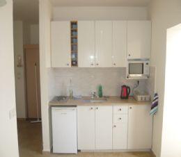 краткосрочная аренда 1 ком. студии в Тель-Авиве Цена от  $90 до $120