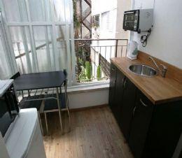 краткосрочная аренда 1 ком. студии в Тель-Авиве Цена от  $80 до $100