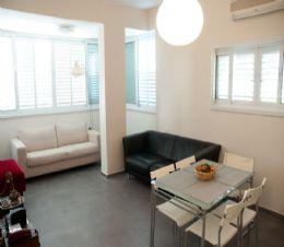 краткосрочная аренда 3 ком. квартиры в Тель-Авиве Цена от  $130 до $180