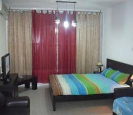 краткосрочная аренда 1 ком. квартиры в Бат-Яме Цена от  $75 до $80