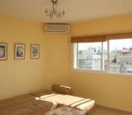 краткосрочная аренда 2 ком. квартиры в Бат-Яме Цена от  $90 до $150