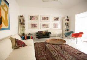 краткосрочная аренда 2 ком. студии в Тель-Авиве