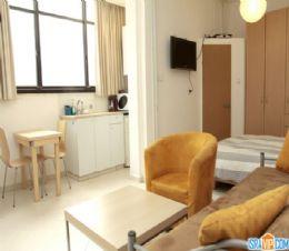 краткосрочная аренда 2 ком. свиты в Тель-Авиве Цена от  $90 до $150